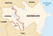 ۳ نظامی ارمنستان در درگیری مرزی با جمهوری آذربایجان کشته شدند