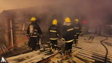 آتشسوزی در بیمارستانهای عراق برای سومین بار از ماه آوریل