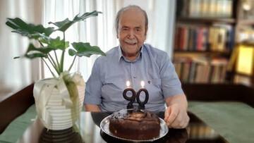 روایتی از مهمانی خانه محمدعلی کشاورز