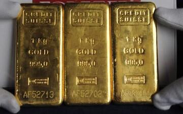 صعود طلا به بالای مرز ۱۸۰۰ دلار