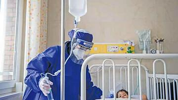 فاجعه کرونایی در همدان / یک کودک ۱۴ نفر را مبتلا کرد