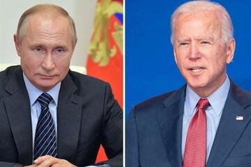 رییس جمهور آمریکا رسما روسیه را تهدید به جنگ کرد! / فیلم