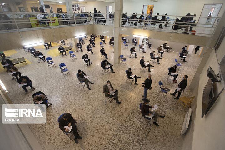 آغاز کنکور کارشناسی ارشد ۱۴۰۰ / این آزمون چند داوطلب کرونایی دارد؟