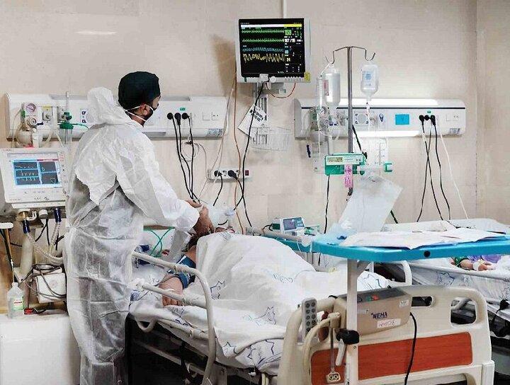 موج پنجم کرونا در حال استمرار است / بیمارستانها زیر فشار هستند