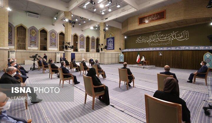 واکنش رسانه های خارجی به بیانات رهبر انقلاب در آخرین دیدار دولت دوازدهم
