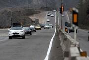 آخرین وضعیت ترددی جادهها در پنجشنبه ۷ مرداد   افزایش ۷.۵ درصدی تردد در محورهای برون شهری