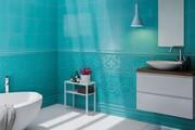 استفاده از رنگ درمانی در حمام