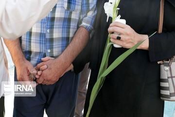 آزادی یک زندانی پس از ۱۹ سال در یزد به مناسبت عید غدیر
