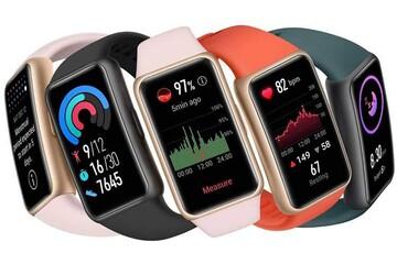 آموزش دسترسی به فیسواچهای متنوع برای دستبند هوشمند هواوی بند ۶