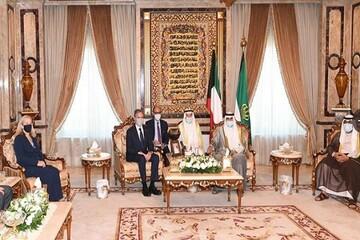 دیدار سفیر آمریکا با امیر و ولیعهد کویت