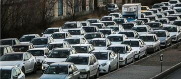 وضعیت ترافیکی جادههای کشور عصر جمعه ۷ مرداد ۱۴۰۰   ترافیک سنگین در محورهای کندوان و فیروزکوه