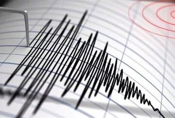 لحظه وقوع زمینلرزه وحشتاک در آلاسکا / فیلم