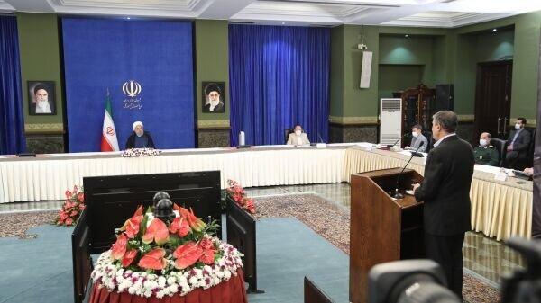 افتتاح ۱۰۶ کیلومتر از راه آهن زنجان - قزوین با دستور رییس جمهور