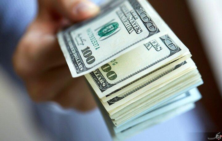 قیمت دلار و یورو در صرافی ملی و بازار آزاد ۷ مرداد ۱۴۰۰