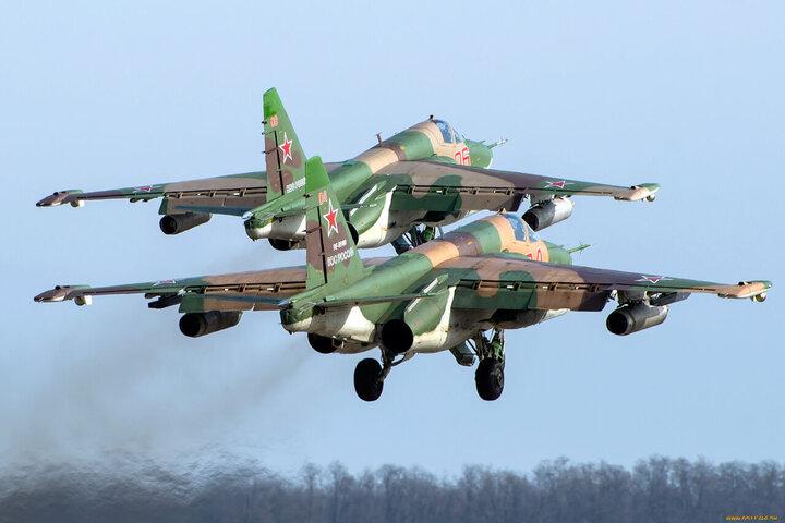 اعزام شکاریهای سوخو به تاجیکستان توسط روسیه