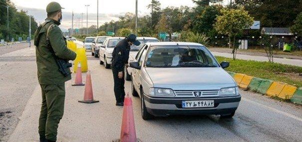 تمدید ممنوعیت سفر به شهرهای قرمز و نارنجی | اجرای محدودیت تردد شبانه از ۲۲ تا ۳ صبح