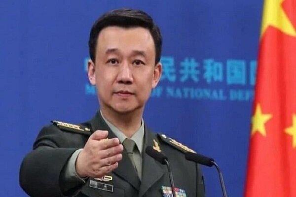 برگزار رزمایش نظامی مشترک چین و روسیه