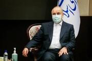 جلسه صمیمی و خصوصی قالیباف و بشار اسد برگزار شد
