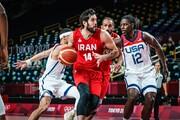 صمد نیکخواه از تیم ملی بسکتبال خداحافظی میکند؟