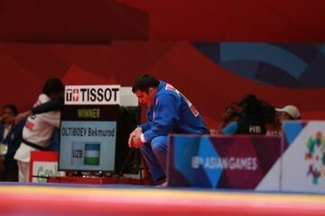 جواد محجوب از المپیک توکیو حذف شد