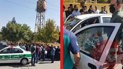 زن هفت تیرکش کرمانشاهی شوهرش را مقابل شورای حل اختلاف تیر باران کرد / عکس