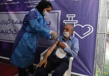 معلمان و خبرنگاران از امروز واکسینه میشوند