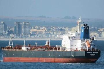 سنتکام مدعی حمله پهپادی به کشتی اسرائیلی شد