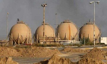 حمله به شرکت نفت استان صلاح الدین عراق