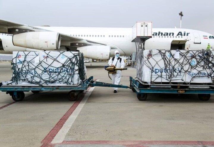 ژاپن باز هم به ایران واکسن کرونا فرستاد