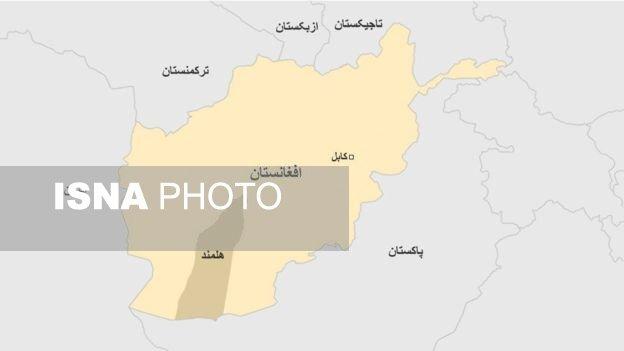 طالبان از مرکز استان هلمند عقب رانده شد