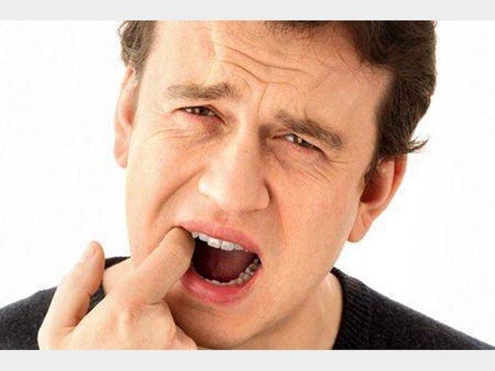 درمان ساده دندان درد با فشار بر این نقطه از بدن