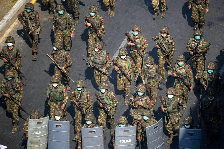آمریکا خواستار اعمال فشار سازمان ملل بر میانمار شد