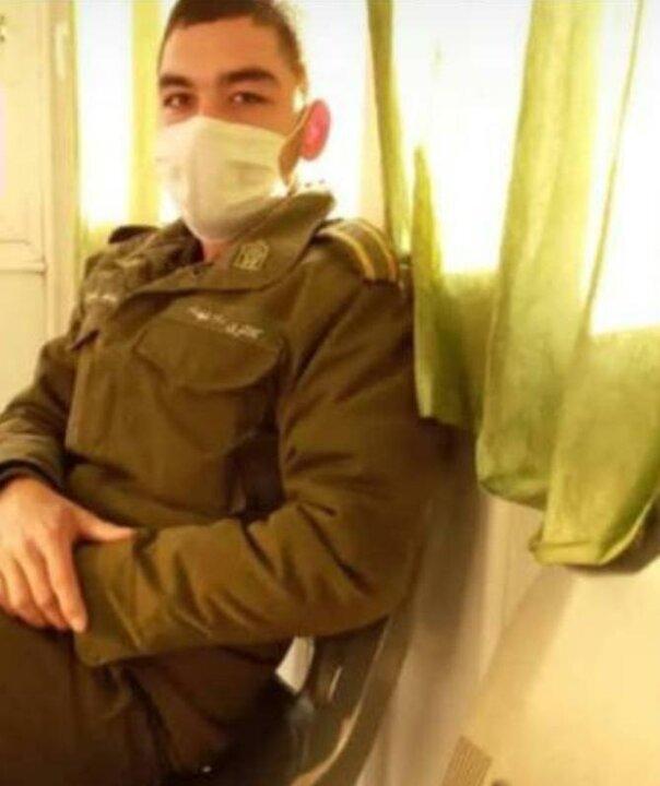 فیلمی از محل شهادت سرباز نیروی انتظامی حین بازداشت یک شرور در تهران