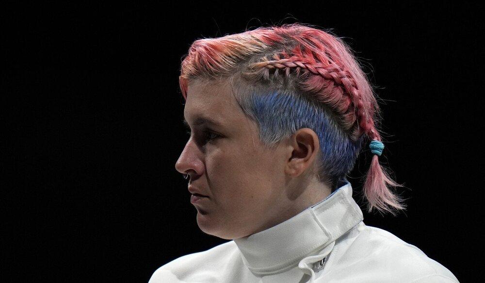 مدل موهای عجیب در المپیک ۲۰۲۰ توکیو / تصاویر