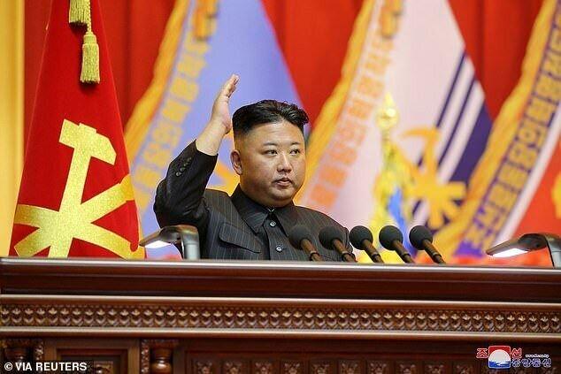 تصاویر |  لاغری عجیب رهبر کره شمالی خبرساز شد
