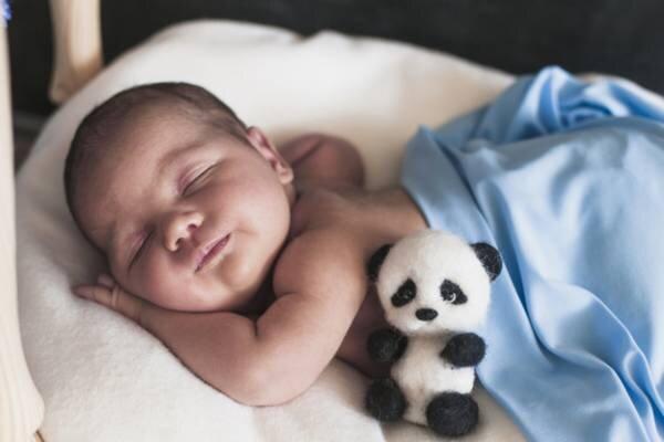 درمان سنتی عرق سوز شدن نوزاد