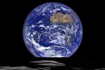 تکامل چهار میلیارد ساله زمین را در چهار دقیقه ببینید / فیلم