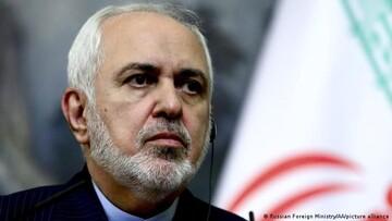 تصویری از چهره پَکَر ظریف در آخرین روز دولت