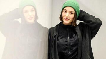 واکنش فرشته حسینی همسر نویدمحمدزاده به حوادث کشورش افغانستان / عکس