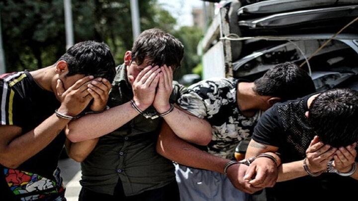قمهکشی هولناک در کاشان / یک نفر به قتل رسید