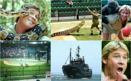 افراد مشهوری که توسط حیوانات خورده شدند / عکس
