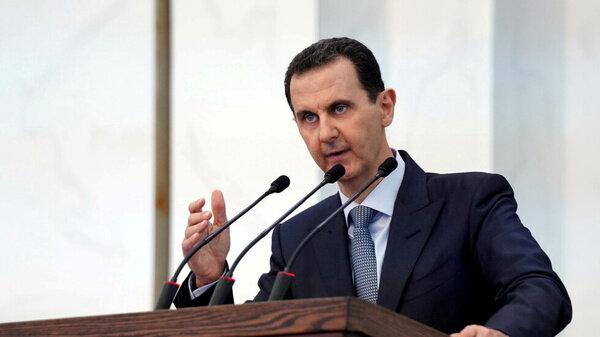 حسین عرنوس مامور تشکیل دولت جدید سوریه شد