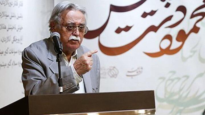 محمود دستپیش استاد زبان و ادب آذری و پارسی درگذشت