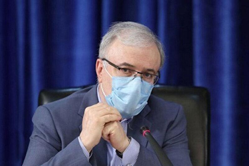 نامه وزیر بهداشت به رهبر انقلاب برای تعطیلی ۲ هفته ای کشور