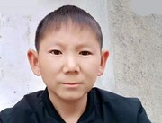 چهره عجیب و بچهگانه مرد ۳۴ ساله / عکس
