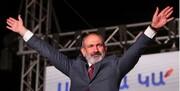 انتخاب مجدد پاشینیان به عنوان نخستوزیر ارمنستان