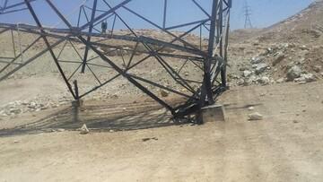طرح انفجار دکلهای برق در الانبار خنثی شد