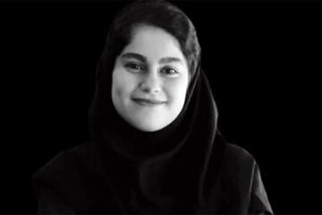 برگزاری مراسم چهلمین روز درگذشت مهشاد کریمی در بهشت زهرا