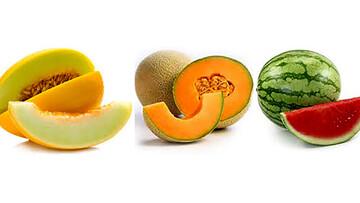 علت مضر بودن مصرف همزمان خربزه و عسل چیست؟ | هندوانه سالم تر است یا خربزه؟