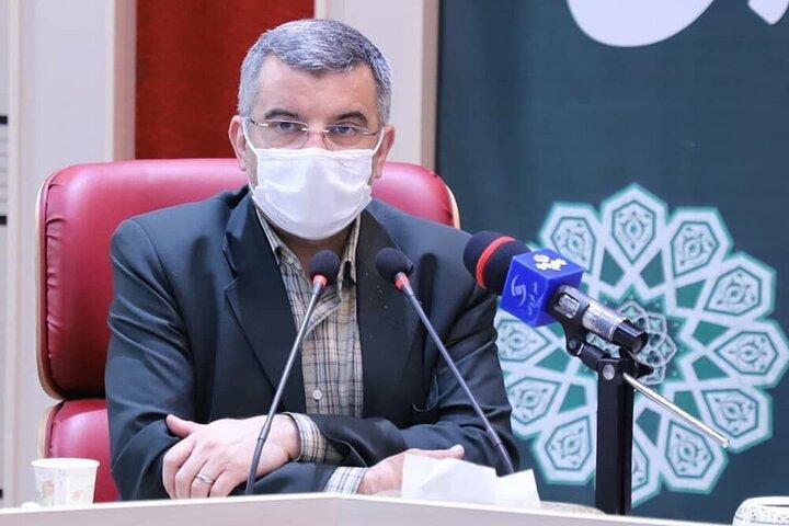 افزایش بسیار شدید موارد مثبت بستری و فوت کرونا در ایران / مرگهای روزانه کرونایی به ۸۰۰ نفر هم میرسد